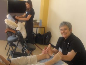 MBT Therapists at work